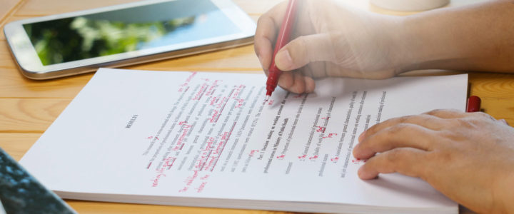 3 Ways to Improve Your Writing with Editing