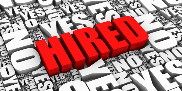 5 proven steps to get hired